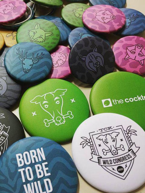 Crear chapas personalizadas en Chapea