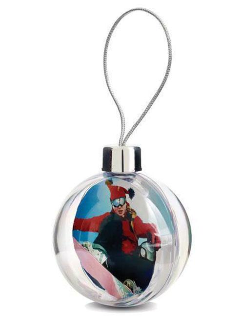bolas navidad personalizadas con foto