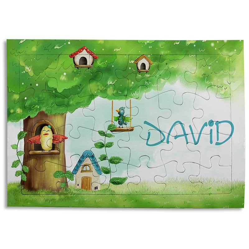 vendible super popular buena venta Puzzle de cartón personalizados