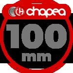 Chapas Personalizadas 100mm