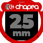 Chapas Personalizadas 25mm